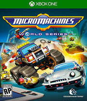 Micro Machines World Series para Xbox One