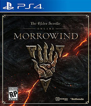 The Elder Scrolls Online: Morrowind para PS4