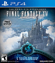 Final Fantasy XIV Online: The Complete Experience para PS4