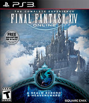 Final Fantasy XIV Online: The Complete Experience para PS3