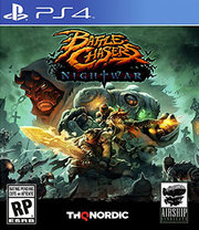 Battle Chasers: Nightwar para PS4