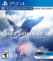 Ace Combat 7: Skies Unknown para PS4