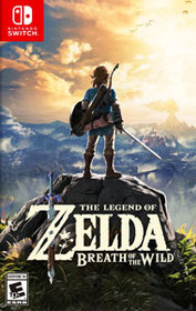 The Legend of Zelda: Breath of the Wild para Nintendo Switch