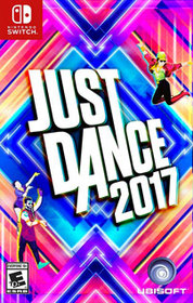Just Dance 2017 para Nintendo Switch