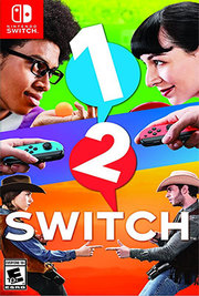 1, 2, Switch para Nintendo Switch