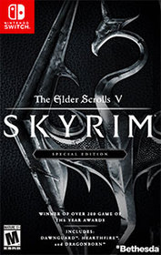 The Elder Scrolls V Skyrim para Nintendo Switch