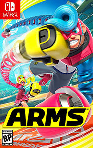Arms para Nintendo Switch