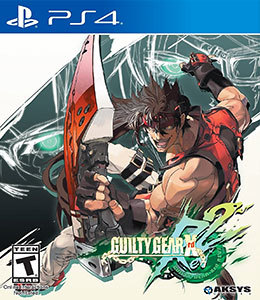 Guilty Gear Xrd: Rev 2 para PS4