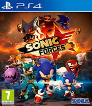 Sonic Forces para PS4