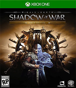 Middle-earth Shadow of War Gold Edition para Xbox One