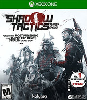 Shadow Tactics: Blades of the Shogun para Xbox One