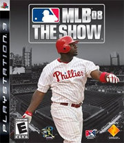 MLB 08 The Show para PS3