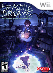 Fragile Dreams Farewell Ruins of the Moon para Wii