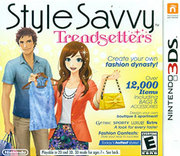Style Savvy Trendsetters para 3DS