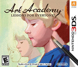 Art Academy Lessons for Everyone  para 3DS