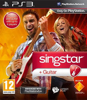 SingStar Guitar para PS3