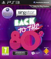 SingStar Back to the 80s para PS3
