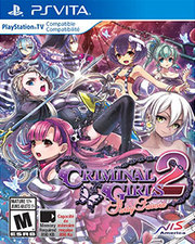Criminal Girls 2 Party Favors para PS Vita
