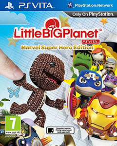 LittleBigPlanet Marvel Super Hero Edition para PS Vita