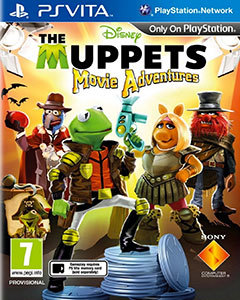 The Muppets Movie Adventures para PS Vita