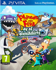 Phineas and Ferb Day of Doofenshmirtz para PS Vita