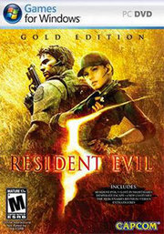 Resident Evil 5 Gold Edition para PC