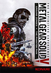 Metal Gear Solid V: The Definitive Experience para PC