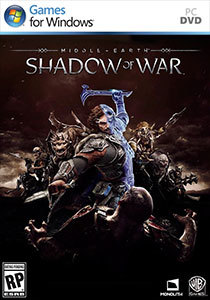 Middle-earth Shadow of War para PC