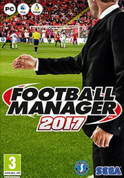 Football Manager 2017 para PC