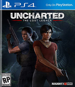 Uncharted The Lost Legacy para PS4