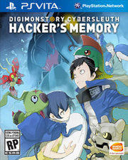 Digimon Story Cyber Sleuth Hacker's Memory para PS Vita
