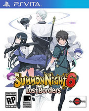 Summon Night 6 Lost Borders para PS Vita