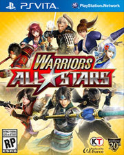 Warriors All-Stars para PS Vita