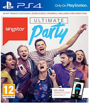 SingStar Ultimate Party para PS4