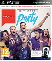 SingStar Ultimate Party para PS3