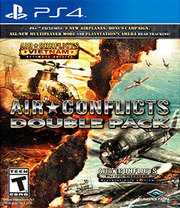 Air Conflicts Double Pack para PS4