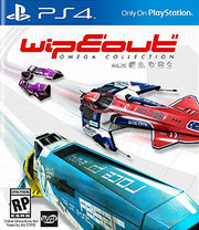 Wipeout Omega Collection para PS4