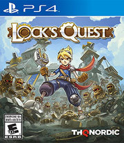 Lock's Quest para PS4