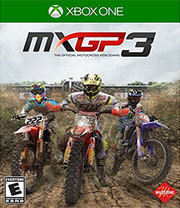 MXGP3 The Official Motocross Videogame para Xbox One