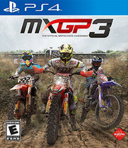 MXGP3 The Official Motocross Videogame para PS4