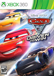 Cars 3 Driven to Win para XBOX 360