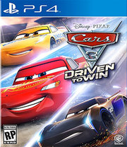 Cars 3 Driven to Win para PS4