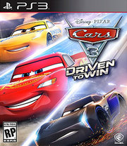 Cars 3 Driven to Win para PS3