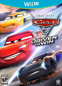 Cars 3 Driven to Win para Wii U