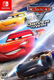 Cars 3 Driven to Win para Nintendo Switch