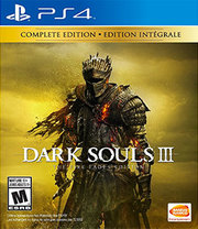 Dark Souls III The Fire Fades Edition para PS4