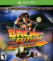 Back to the Future: The Game 30th Anniversary Edition para Xbox One
