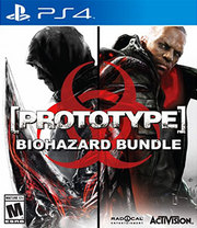 Prototype Biohazard Bundle para PS4