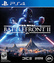 Star Wars Battlefront II para PS4