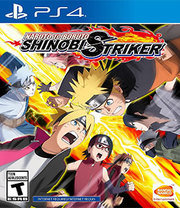 Naruto to Boruto: Shinobi Striker para PS4